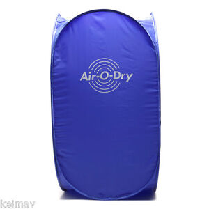 Air-O-Dry-Portable-Clothes-Dryer-Blue