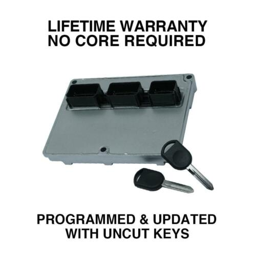 Engine Computer Programmed with Keys 2006 Ford Expedition 6U7A-12A650-AGA SXE0