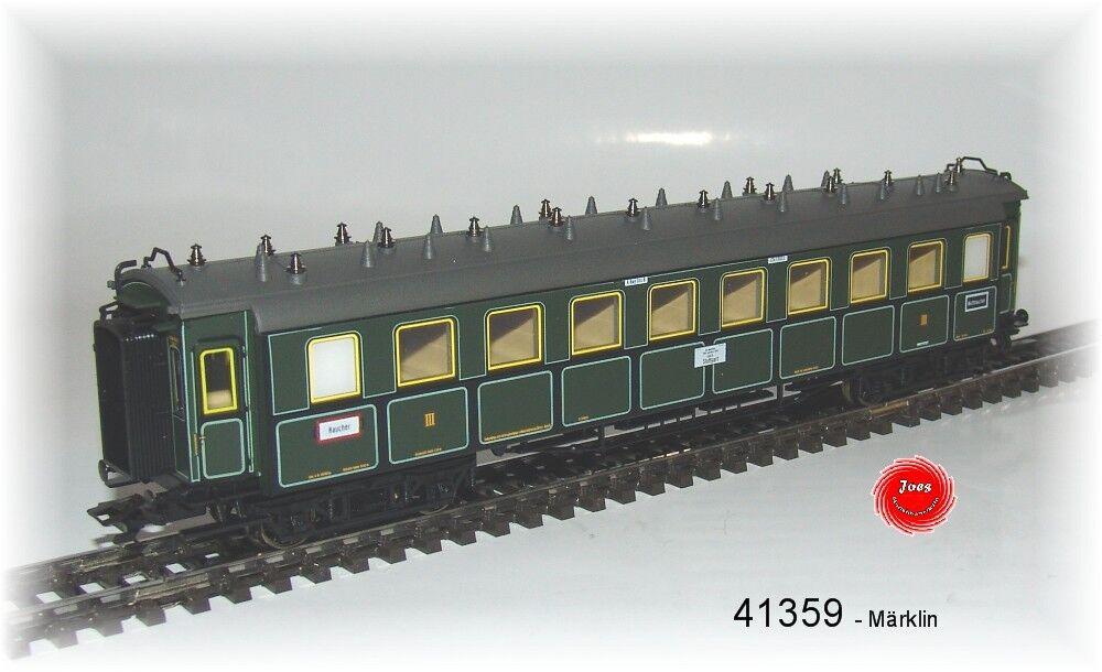 Marklin 41359 vagoni treno rapido ccü ccü ccü 3. classe delle K. Bay. STS. B.  neu in OVP   c78ac5