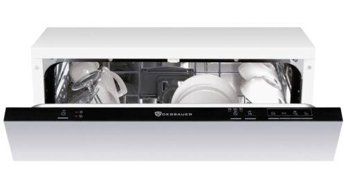 ᐅ DESSAUER Einbau-Geschirrspüler 60cm GAVI 7597 62 Spülmaschine vollintegrierbar