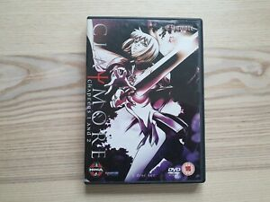 Claymore Chapters 1 & 2 DVD