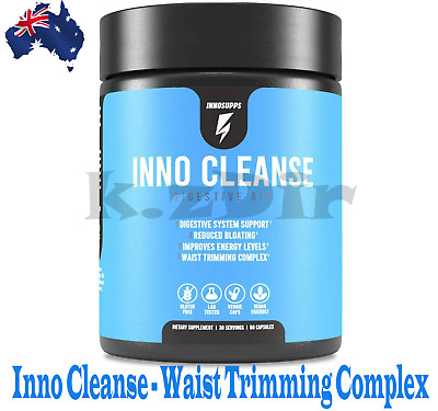 Details about  Inno Cleanse – Waist Trimming Complex | Digestive System Support & Aid AU STOCK