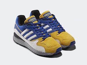 separation shoes d8fd2 9be82 La foto se está cargando Adidas-Original-limitada-colaboracion-Dragon-Ball- Vegeta-Talla-