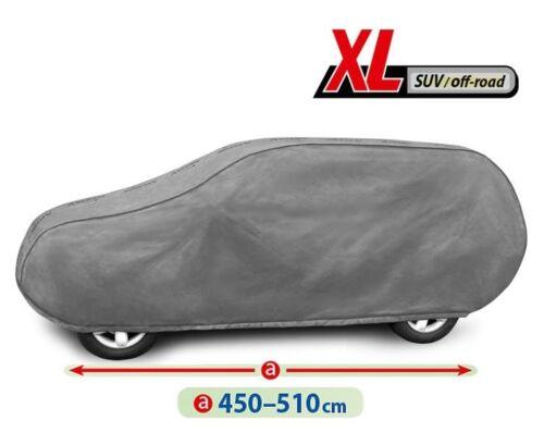 Car Cover Heavy Duty Waterproof Breathable Mercedes GLK Jeep Grand Cherokee