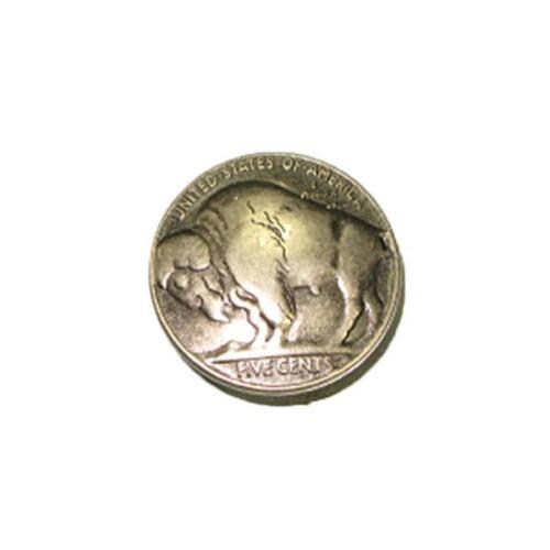 Buffalo Coin Splashback Concho