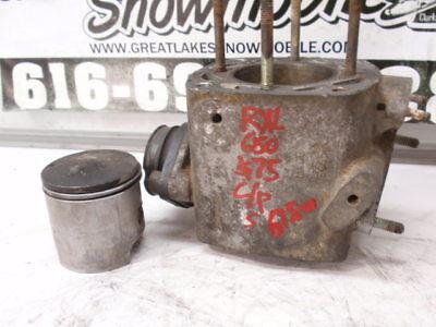 Polaris Indy RXL 650 Fuji Triple Snowmobile Engine Standard-Bore Stock Cylinder