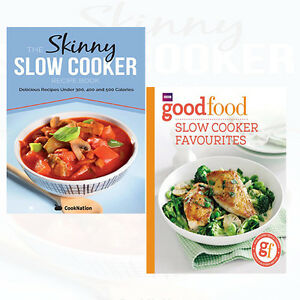 Good food and skinny slow cooker recipe book 2 books collection set image is loading good food and skinny slow cooker recipe book forumfinder Choice Image