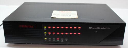 USRobotics NETServer 16 I-Modem Plus v.34 US ROBOTICS
