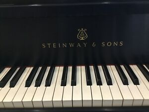 Steinway and Sons Model D 9 foot, Concert Grand with Artist Bench, 1994