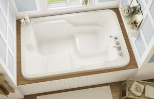 Image Is Loading Amazon Whirlpool Tub By Maax 2 Person 71