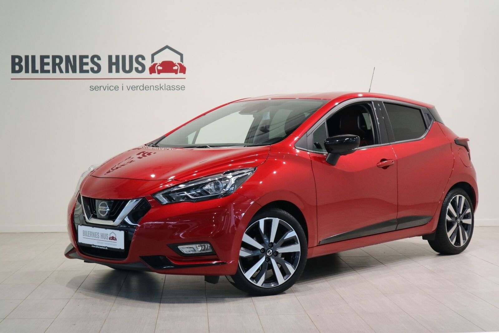 Nissan Micra Billede 2
