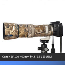 easyCover Lens Oak FOREST CAMO Cover for Canon EF 100-400mm F4.5-5.6L IS II USM