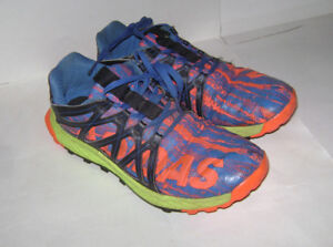 322a5e968 Adidas B27603 Vigor Bounce Neon Running Sneakers Shoes Youth Kid s 6 ...