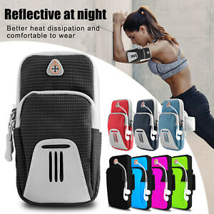 Sports-Running-Jogging-Gym-Armband-Arm-Band-Bag-Pouch-Case-Holder-for-Cell-Phone