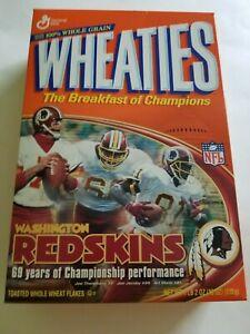 Redskins-Wheaties-Box-Unopened-Championship