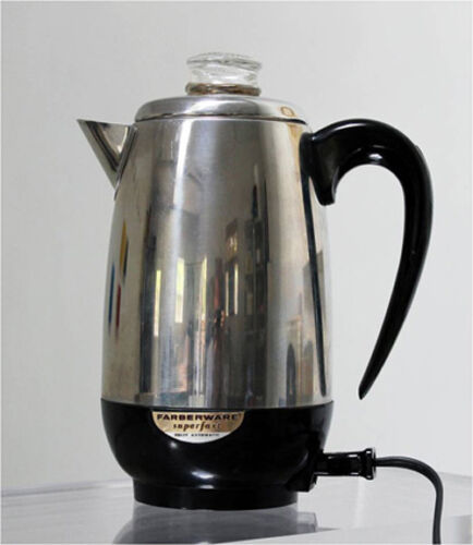 FARBERWARE COFFEE POWER CORD PERCOLATOR REPLACEMENT NEW CORD ONLY