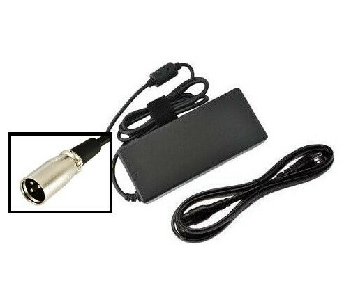 96W 4A LASHOUT 400W Shoprider Scootie Scooter power supply ac adapter cord cable