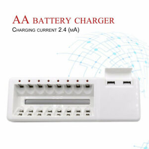 8-Slots-Smart-Fast-Charger-For-AA-AAA-Ni-MH-Ni-Cd-Rechargeable-Battery-UK-Plug
