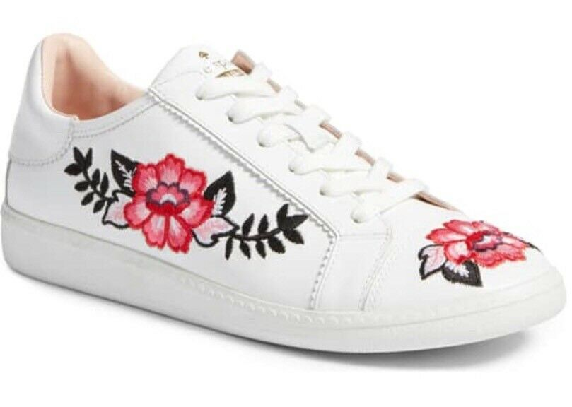 KATE SPADE EVERHART SNEAKERS SIZE 8.5M