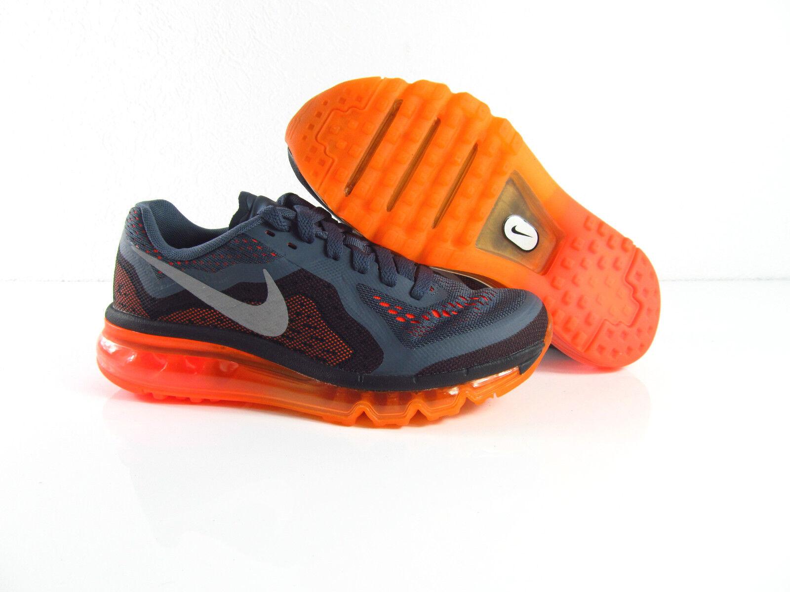 Nike Air Max 2014 1 87 90 Dark Magnet Grey Hyper Running US_6 11 Eur_35.5 36 38