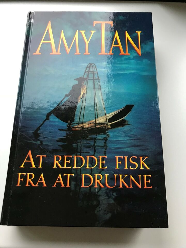 At redde fisk fra at drukne, Amy Tan, genre: roman