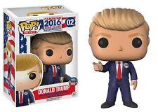 Funko Pop White House USA Donald Trump 02 vinyl figure boxed