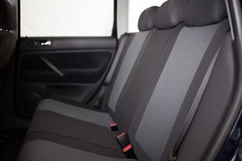 Sitzbezüge Sitzbezug Schonbezüge für Skoda Rapid Komplettset Elegance P3