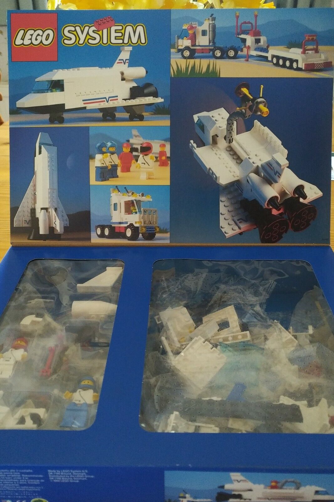 Lego 6346 Space shuttle NEW BOXED ULTRA RARE Shop Condition