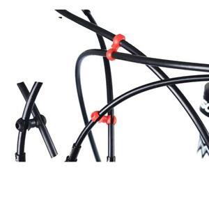 10pcs-Clips-de-Velo-VTT-Crochet-Reglable-Boucle-de-Fixation-pour-Cable-de-Frein
