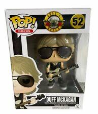 Rocks Duff McKagan Vinyl Figure #52 Guns N Roses Funko POP