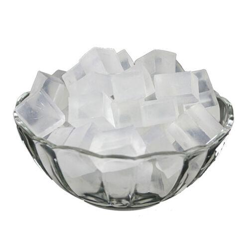 500g Natürliche Pure Clear Transparente Seife Basis DIY Handgemachte Seife
