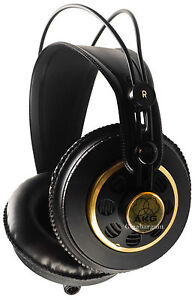 AKG K 240 Studio Semi-Open Headphones. (Open Box) U.S. Authorized ... b46fb4dfed25