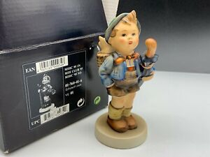 Hummel-Figurine-198-2-0-Luck-Buying-4-11-16in-1-Choice-With-Top-Condition