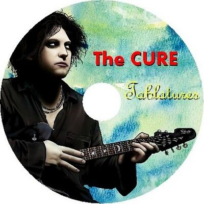 THE CULT BASS /& GUITAR TAB CD TABLATURE BEST OF GREATEST HITS ROCK MUSIC SONG