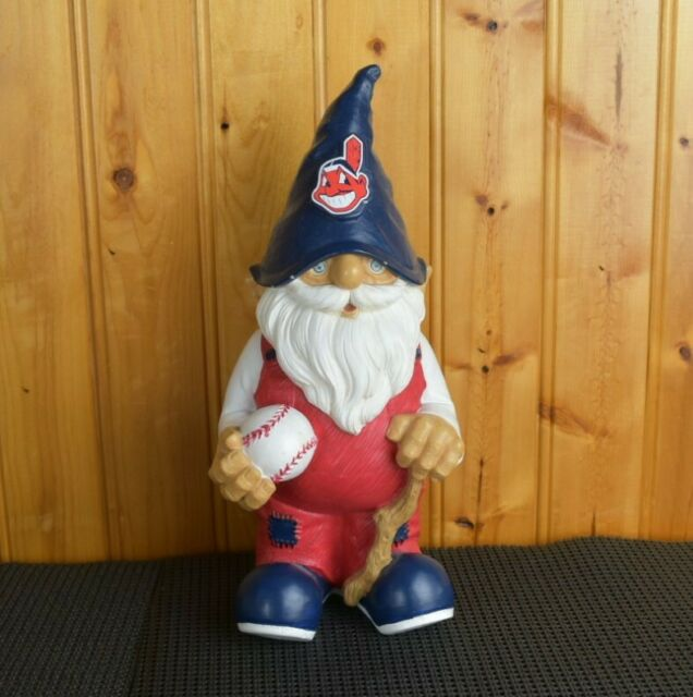 2008 MLB Team Gnome Forever Collectibles Cleveland Indians