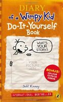 Diary of a Wimpy Kid: Do-It-Yourself Book,Jeff Kinney