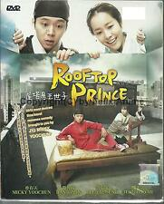ROOFTOP PRINCE - COMPLETE KOREAN TV SERIES 1-20 EPS BOX SET (ENG SUB)