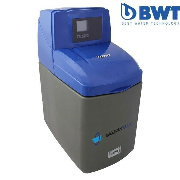 BWT WS555 Ws Serie De Lujo De Agua De Suavizante Medidor controlado