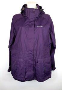 44) CRAGHOPPERS Aqua Dry Damen Jacke Funktionsjacke Outdoor Gr. 42 Neu 89,95€