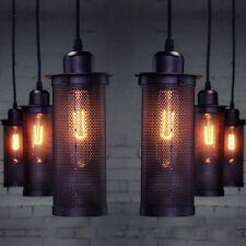 Retro Industrial DIY Ceiling Lamp Edison Light Deco Chandelier Lighting Fixture