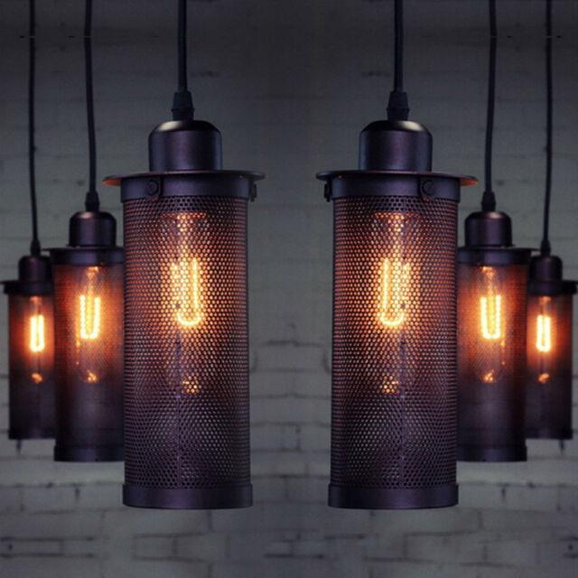Vintage industrial diy ceiling lamp edison light chandelier pendant new vintage industrial diy ceiling lamp edison light chandelier pendant lighting aloadofball Images