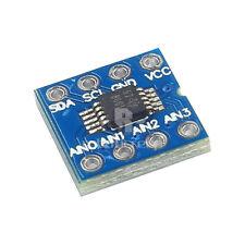 ADS1115 Module 4CHs 16 Bit AD Module Analog to Digital Breakout for Arduino R3
