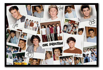 Maroon One Direction new /& sealed Maxi Poster 61cm x 91.5cm