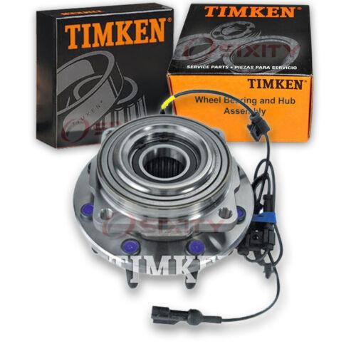 Timken SP940200 Wheel Bearing /& Hub Assembly for 515081 6C3Z1104BA 7C3Z1104B rp