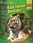 Rain Forest Animals by Sonja Newland (Paperback / softback, 2013)