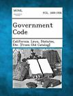 Government Code by Gale, Making of Modern Law (Paperback / softback, 2013)