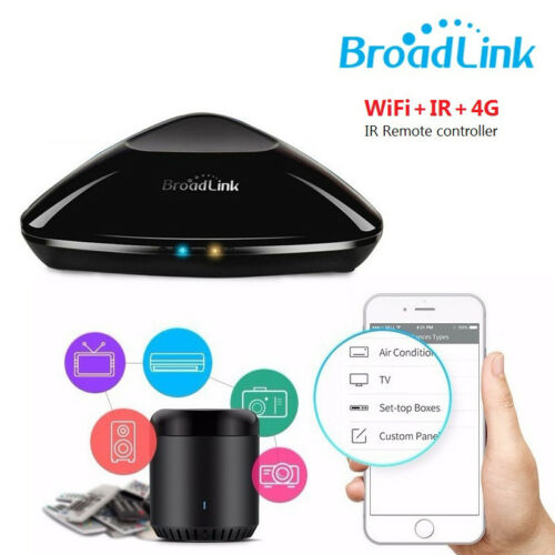 HOT  Broadlink RM Mini 3 Universal WiFi//IR Wireless Smart Home Remote Controller