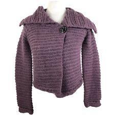 4f5a5b536311e item 6 Ted Baker London Womens Chunky Knit Sweater Wool Alpaca Blend Crop  Sz 1 US 4 -Ted Baker London Womens Chunky Knit Sweater Wool Alpaca Blend  Crop Sz 1 ...