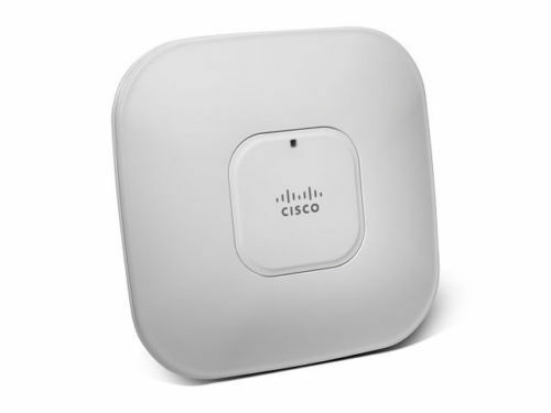 Cisco Standalone AIR-AP1142N-N-K9 Gigabit PoE Wireless N Access Point Dual-Band