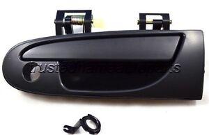 fits Mitsubishi Eclipse Sebring Avenger Black Outside Outer Driver Door Handle